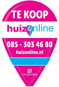 Samen met HuizOnline uw woning verkopen